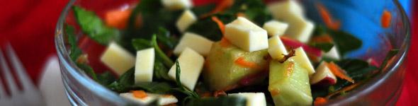 salata-spanak